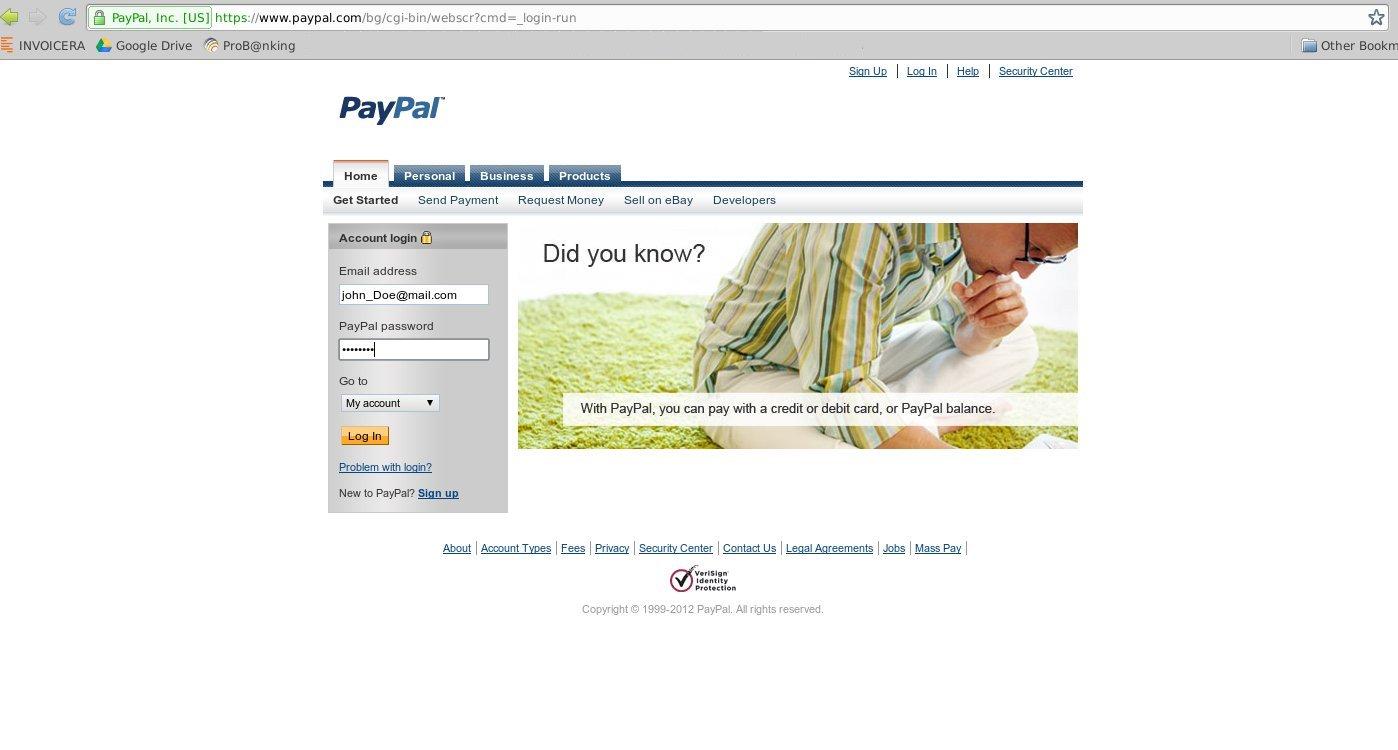 Payment by PayPal - Premier BG Management & Maintenance